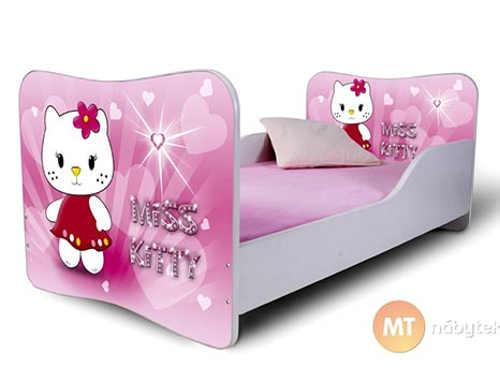 detska-postel-pro-holku-miss-kitty