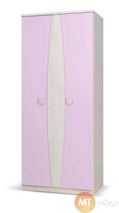 Dětská šatní skříň Tereza 1