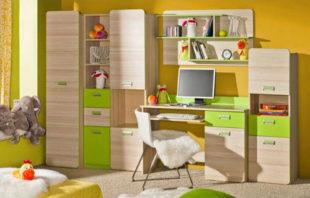 Dětský pokoj pro malého školáka Bambi 2