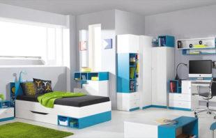 Dětský pokoj pro starší děti Poly 2