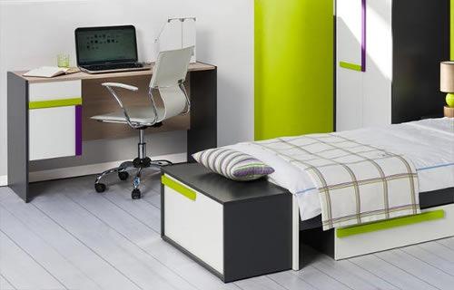 Nábytek do menšího pokoje pro kluky Julien 1