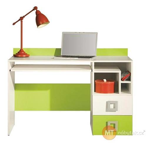 Psací stůl do zeleného pokoje