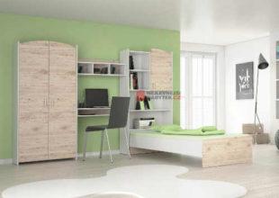 Univerzální sestava nábytku do dětského pokoje