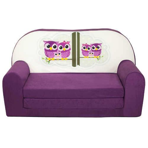Praktická sedačka do dětského pokoje