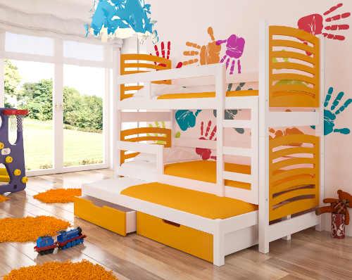 Set nábytku do dětského pokoje