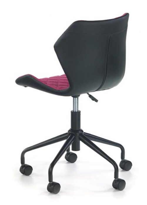 Dívčí otočná židle k psacímu stolu