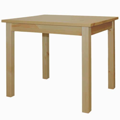 Dětský stůl z borovicového dřeva