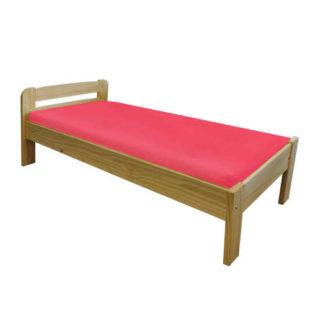 Jednolůžková postel z kvalitního materiálu