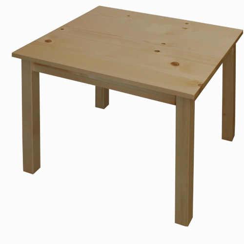 dětský stůl z masivu pro dítě od 3 let