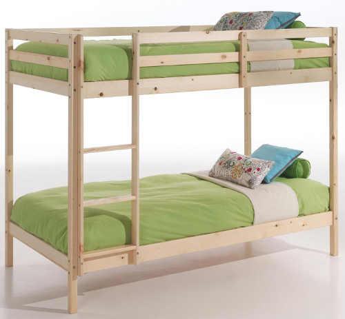 Levná poschoďová postel do studentských podnájmů