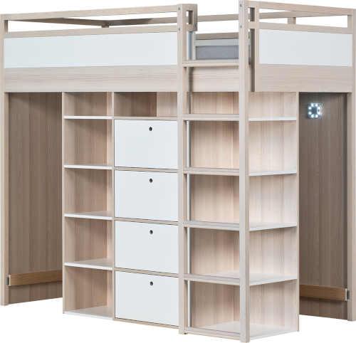 praktický kompletní set nábytku do pokojíčku