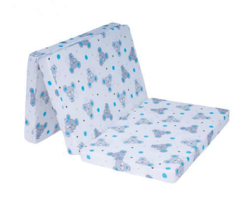 Dětská skládací matrace s mnohostranným využitím