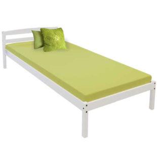 Jednolůžková postel z kvalitního smrkového dřeva