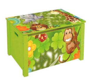 Praktický dětský úložný box s veselými obrázky
