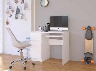 Praktický stůl vhodný i do malého dětského pokoje