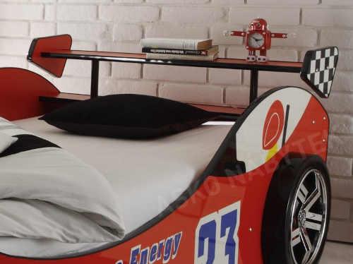 moderní kvalitní dětská postel auto