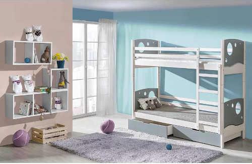 postel patrová s úložným místem