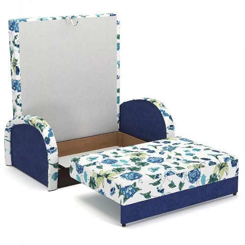rozkládací sofa s úložným místem