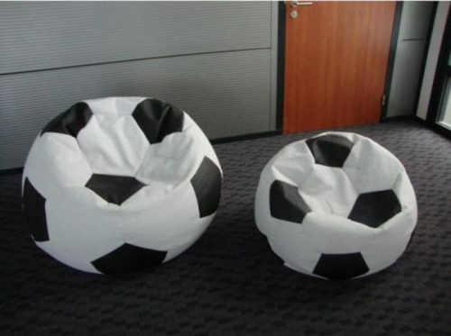 sedací vak fotbalový míč