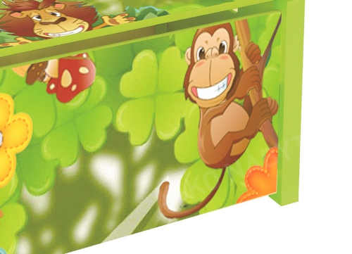 úložný box do dětského pokoje