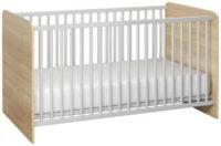 Levná dětská postýlka Mobelix Wiki Baby