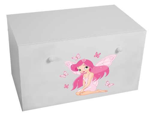 Úložný box na hračky pro holky