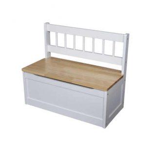 Dětská lavice s úložným prostorem