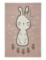 Kusový koberec s veselým motivem Bunny