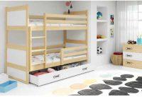 Patrová postel v různém barevném provedení