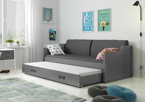 dětský gauč či postel různé barvy