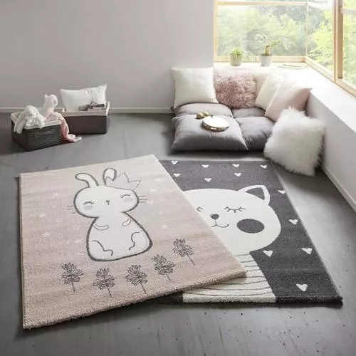 dětský koberec bunny 1