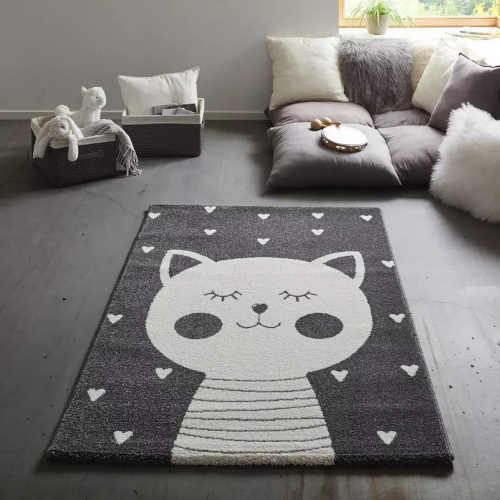 dětský kusový koberec s obrázkem