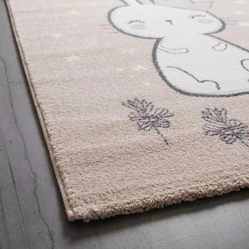 kvalitní kusový koberec s obrázkem