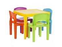 Dětský set 1+4 ve vícebarevném provedení