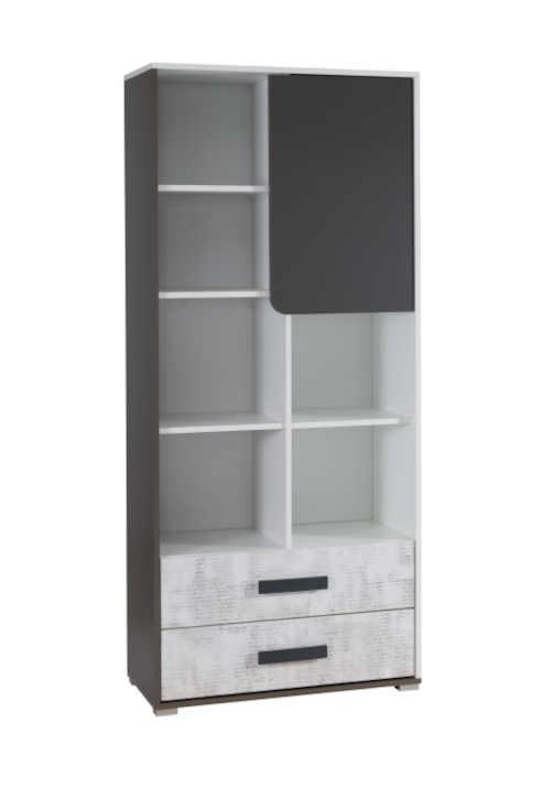 Kombinovaná skříň v moderním designu