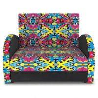 Rozkládací čalouněné dětské sofa