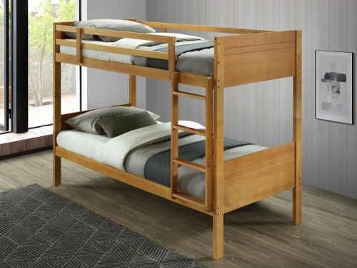 moderní dětská patrová postel
