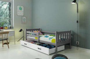 Dětská postel 190x80 cm s úložným místem
