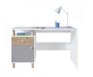 Moderní psací stůl se skříňkou