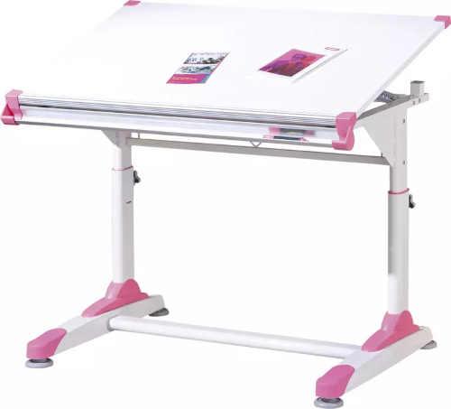 dětský nastavitelný psací stůl