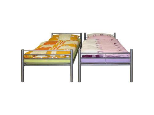 moderní praktická patrová postel