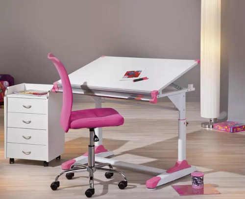 praktický psací stůl do dětské pokoje