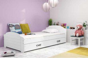 Dětská postel s roštem a kvalitní matrací